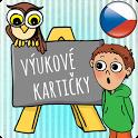 Výukové kartičky pro děti (HD) icon