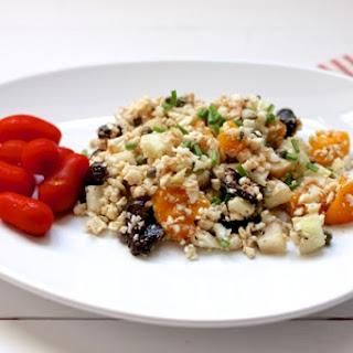 Cauliflower Rice Nicoise