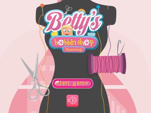 Betty Bobbin's Running Free