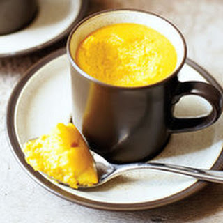 Buttercup Squash Custard