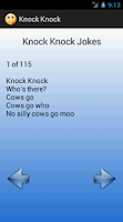 Screenshot of Knock Knock Jokes