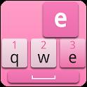 Cool Pink 6 Keyboard Skin icon