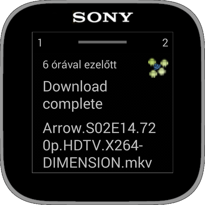 TransmissionDroid Smart Extra- screenshot
