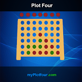 Plot four in a row multiplayer