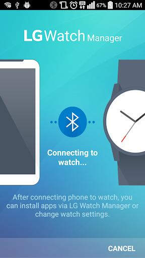 LG Watch Manager