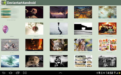 DeviantArt4AndroidPro v1.2.2 (Build-5)