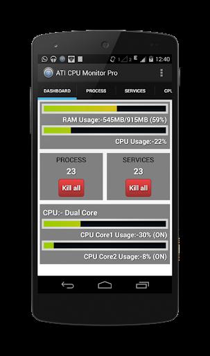 ATI CPU Monitor Pro