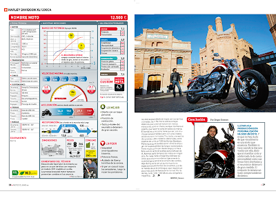 Revista Motociclismo screenshot 2