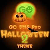 GO SMS Pro Halloween 2  theme