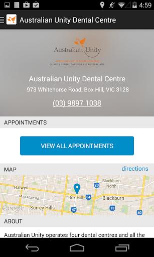 Australian Unity Dental Centre