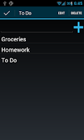 Screenshot of Multi List To Do | Task List