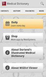 Dorland's Illustrated Medical|玩醫療App免費|玩APPs