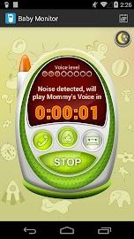 Baby Monitor & Alarm trial Screenshot 1