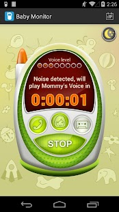Baby Monitor & Alarm trial - screenshot thumbnail