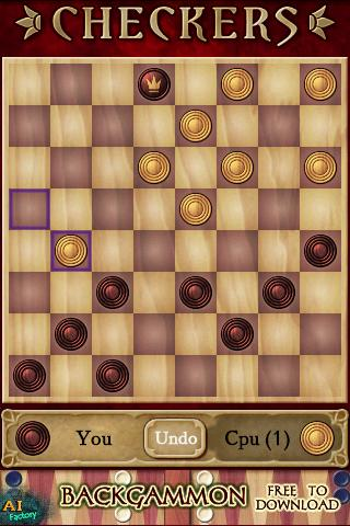 Checkers Free Android