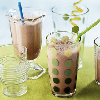 Chocolate-Banana Sipper.