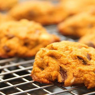 Chewy Oatmeal Raisin Pumpkin Cookies (Gluten-Free + Dairy-free) via Free People Blog.