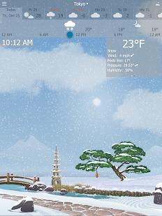 Precise Weather YoWindow Screenshot 25