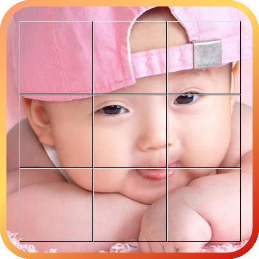 寶寶方塊拼圖 益智 App LOGO-硬是要APP