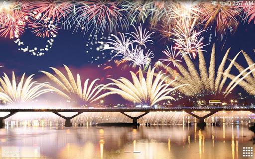 New Year Fireworks LWP (PRO) 1.3.1 screenshots 16
