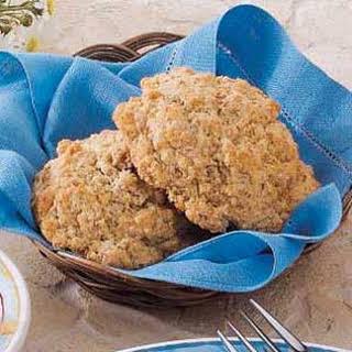 Rye Drop Biscuits.