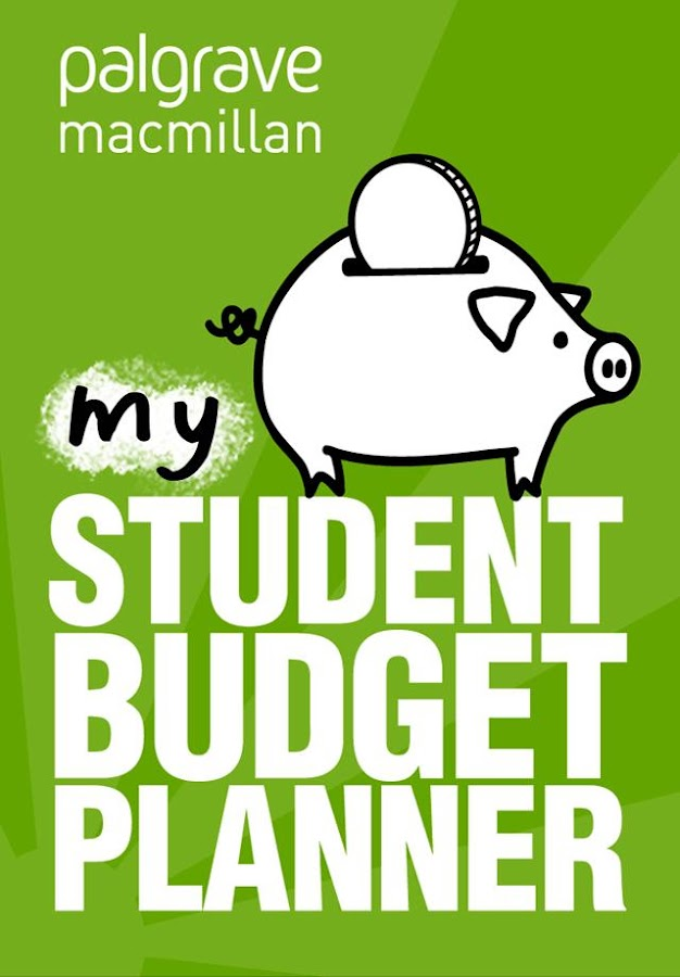 My Student Budget Planner - screenshot