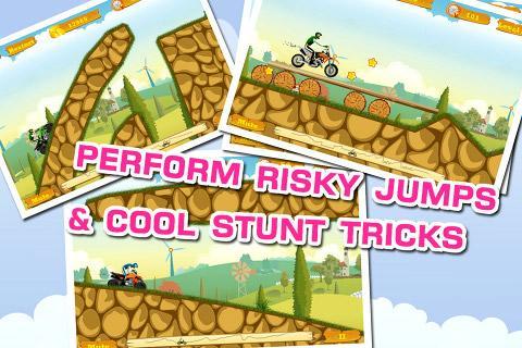 Moto Race Pro -- physics motorcycle racing game 3.59 Cheat screenshots 5