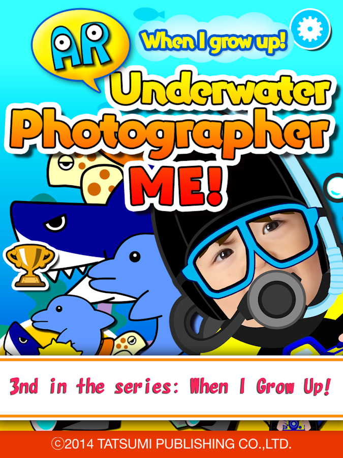 AR Underwater Photographer ME!- screenshot