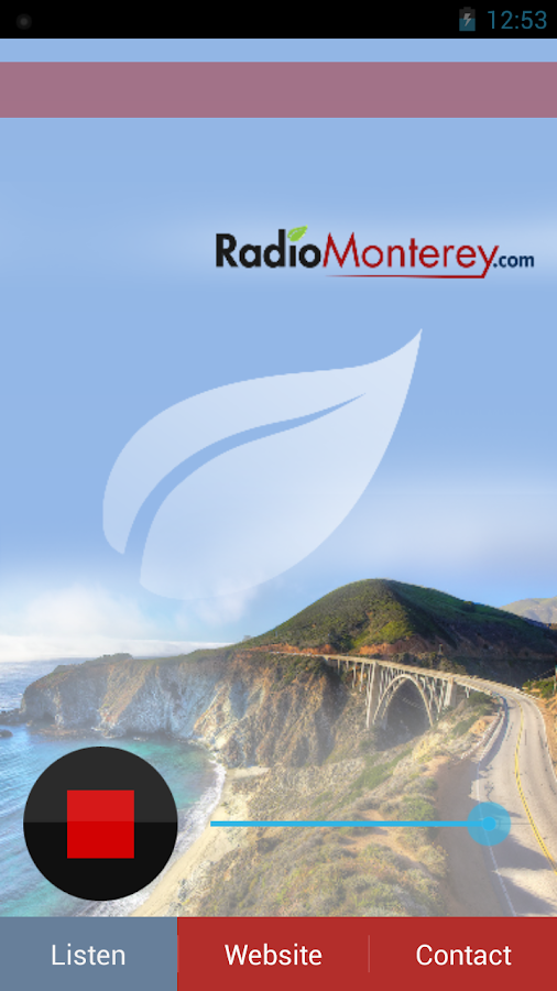 Radio Monterey- screenshot