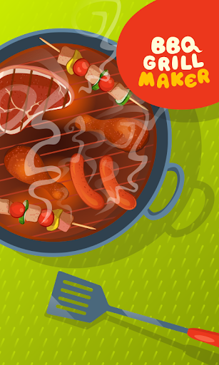 BBQ Grill Maker - Cooking Game  screenshots 1