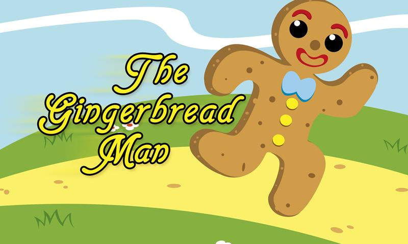 Image result for the ginger bread man