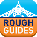 Paris: The Rough Guide logo