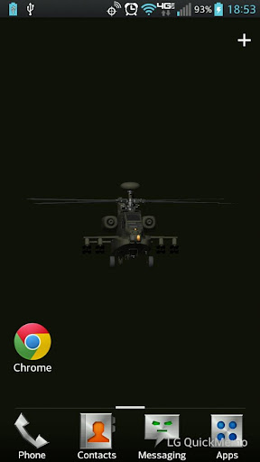 Apache Live Wallpaper