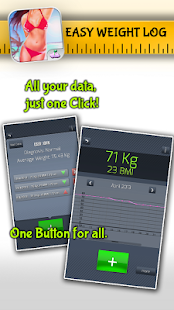Easy Weight: Tracker & Manager - screenshot thumbnail