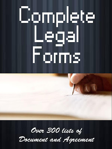 Complete Legal Forms