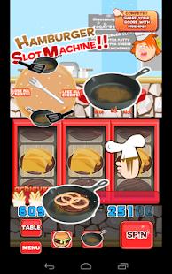 Hamburger Slotmachine Free - screenshot thumbnail