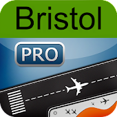 Bristol Airport+Flight Tracker