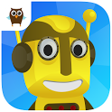 Secret Robot Lab - Kids Game icon