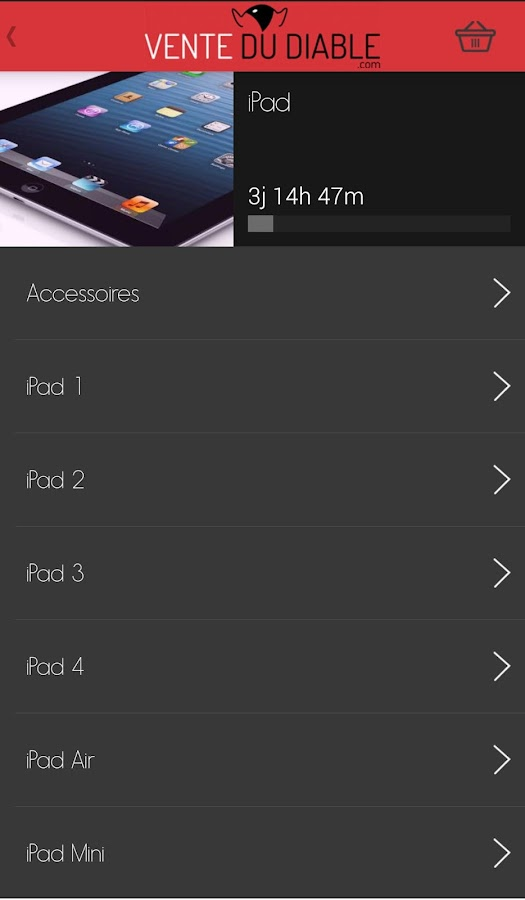 vente du applications android sur google play. Black Bedroom Furniture Sets. Home Design Ideas