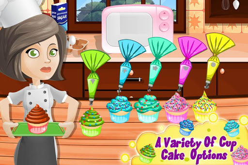 Cup Cake Maker 2015