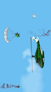 Skydiver HD - screenshot thumbnail