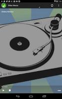 Screenshot of Latin Music Radio Stations