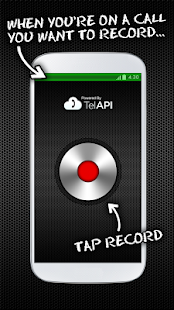 TapeACall - Record Calls Screenshot
