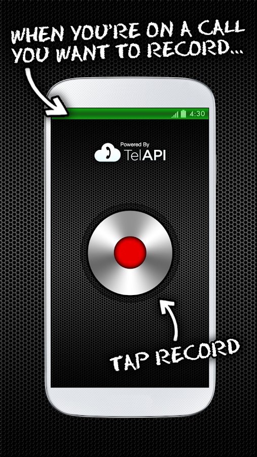 TapeACall - Record Calls- screenshot