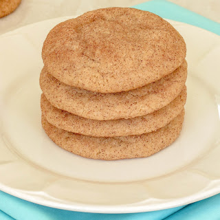 Soft & Chewy Snickerdoodles.