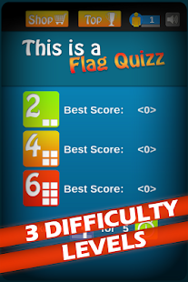 This is a Flag Quizz 解謎 App-愛順發玩APP