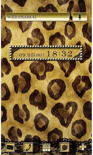 Chic Wallpaper Classic Leopard 1.1 Windows u7528 1