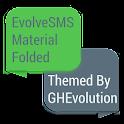 EvolveSMS Folded Green icon