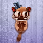 TicToc Cat Clock Demo icon