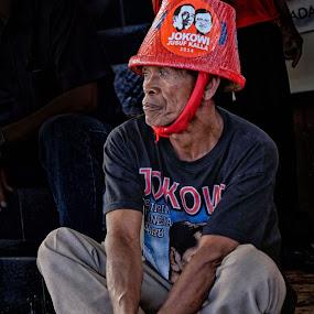 jokowi by Arief Wijayanto - People Portraits of Men